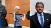 Anand Mahindra shares video of 72-yr-old woman doing intense workout. His message is basically all of us