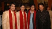 Arjun Kapoor and Mohit Marwah turn Majnu Bhai Anil Kapoor's musketeers in throwback pic