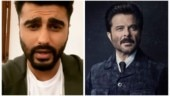 Arjun Kapoor wishes chachu Anil belated birthday, but more than makes up for the delay. Watch video