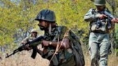Indian Army received first batch American assault rifles for operations in Jammu and Kashmir