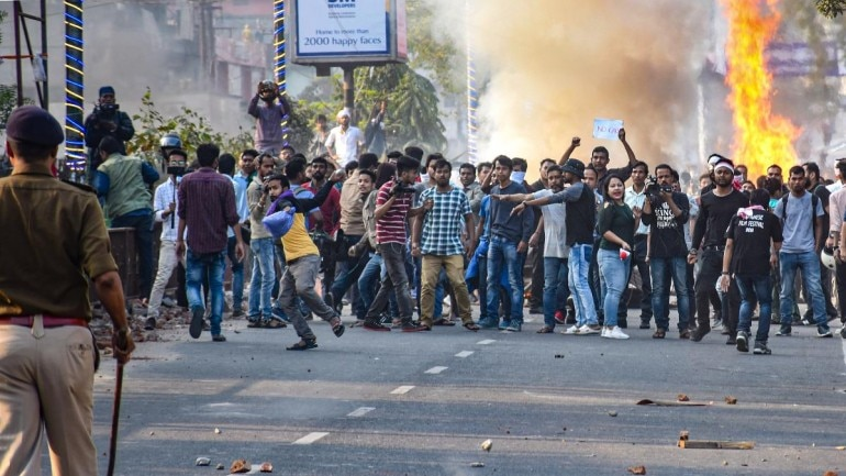 Curfew imposed in Guwahati, to be in place till 7 am on Thursday: Police