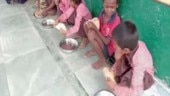 """UP: Clean chit to journalist who covered """"Chapati-salt"""" mid-day meal expose"""