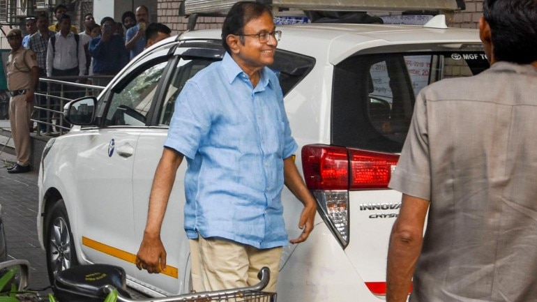 Chidambaram gets bail