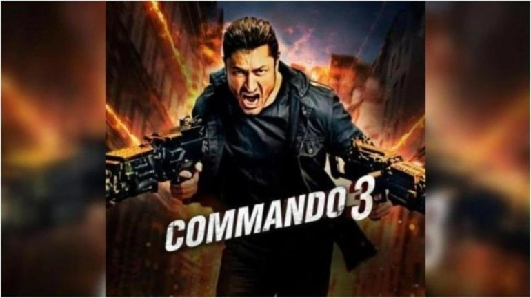 Vidyut Jammwal plays an Indian Army officer in Commando 3.