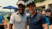 Hoping for another chance to knock 400 off: David Warner after catching up with Brian Lara