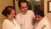 Dilip Kumar: Overjoyed to hear my Choti Behen Lata Mangeshkar is back home