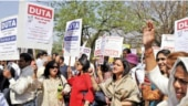 DU administration holds meeting with DUTA