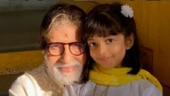 Amitabh Bachchan is a proud granddad as he shares video of Aaradhya's powerful speech