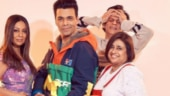 KKHH reboot: Shah Rukh Khan photo bombs Gauri and Karan as they channel their inner Tina and Rahul