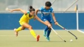 Indian eves win 3-Nations hockey tournament despite loss to Australia in final game