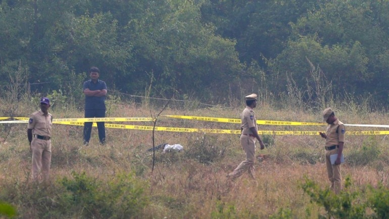Telangana rape-murder accused shot dead in early morning police chase: How events unfolded