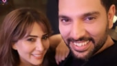 Kim Sharma wishes ex-boyfriend Yuvraj Singh: Happy birthday doofus