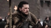 Jon Snow Kit Harington on sole GoT Golden Globe 2020 nomination: I'm the loner throner