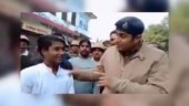 Watch: Etawah SSP explains youth what exactly CAA is and how it affects them. Twitter hails the hero