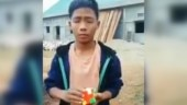 Teen from remote village in Arunachal Pradesh solves Rubik's cube with closed eyes. Twitter is amazed