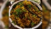 Chicken Biryani takes the top spot for favourite Indian dish with 95 orders per minute
