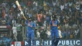 India clinch T20I series vs West Indies after Rahul, Rohit and Kohli pyrotechnics in Mumbai
