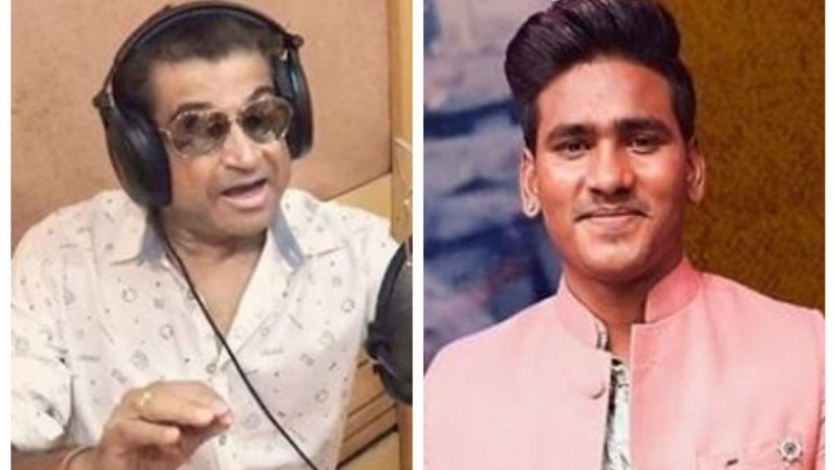 Amit Kumar signs Sunny Hindustani for a song