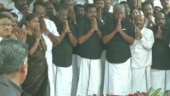AIADMK takes out peace rally on Jayalalithaa's anniversary, vows to win civic polls