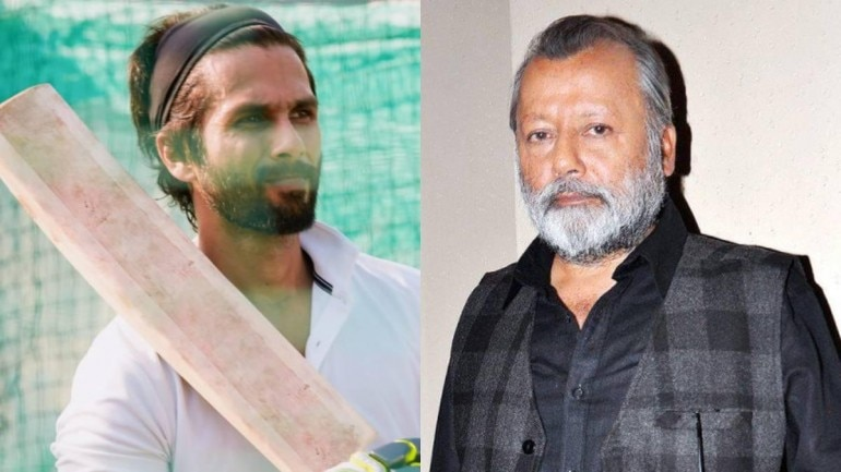 Pankaj Kapur will be seen playing mentor to Shahid Kapoor in Jersey.