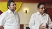 Phew...at last, says Karti after SC grants bail to father P Chidambaram in INX Media case