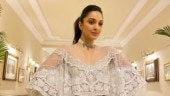Kiara Advani looks like a dream in white sheer ethnic attire. To be brides, take notes