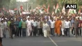 Protests against citizenship law in some parts of Bengal