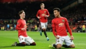 Manchester United held to draw at home, Tottenham Hotspur beat Wolves 2-1