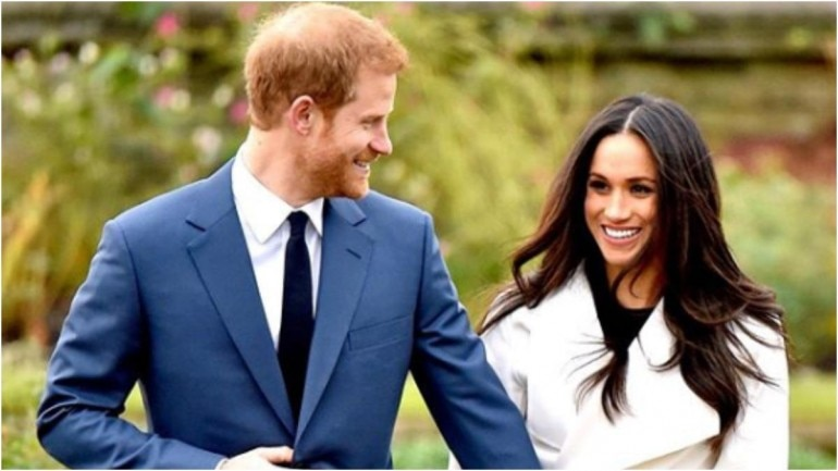 Prince Harry and Meghan Markle (Photo: Instagram/sussexroyal)