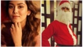 Mira Rajput shares picture of Shahid Kapoor as Santa: Really got into the groove of getting fit