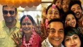 Mona Singh looks pretty in pink at her mehendi function. See pics