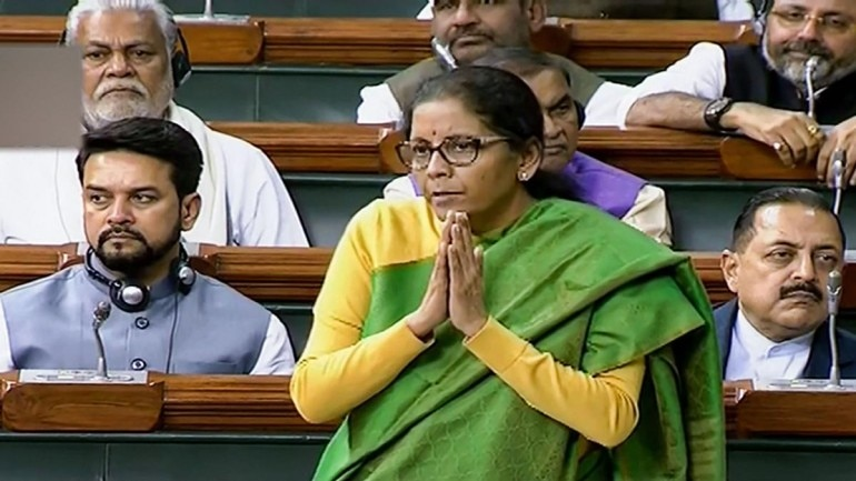 Govt trying to mitigate onion crisis: Nirmala Sitharaman tells Lok Sabha (PTI photo)
