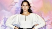 Nora Fatehi clocks 9 million followers on Instagram, celebrates with floss dance