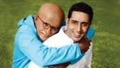 Abhishek Bachchan thanks R Balki as Paa turns 10, reveals a piece of info you didn't know