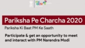 Today is the last date to apply for Pariksha Pe Charcha 2020 Contest