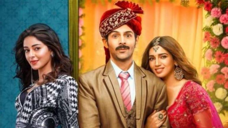 Pati Ptani Aur Woh stars Kartik Aaryan with Bhumi Pednekar and Ananya Panday.