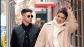 Priyanka Chopra in baggy sweater and denims has her winter fashion game on point