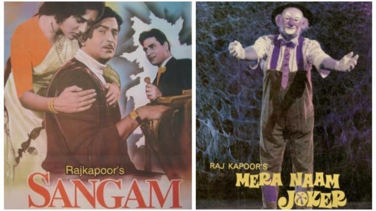 Tuesday Trivia: Sangam and Mera Naam Joker had two intervals