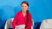 Thunberg tells governments: You are misleading on climate