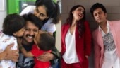 Genelia D'Souza wishes hubby Riteish Deshmukh happy birthday with a family pic