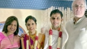 Narayana Murthy and Sudha Murty's son Rohan ties knot with Aparna Krishnan in private ceremony