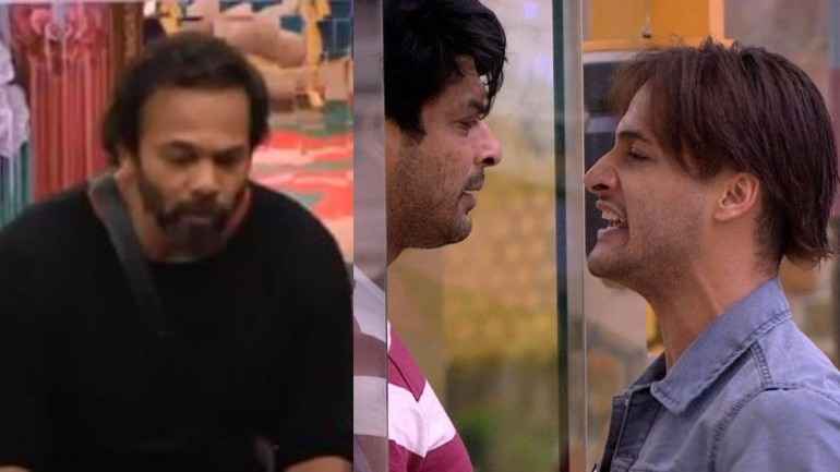 Rohit Shetty made a surprise entry to the Bigg Boss house and asked Asim and Sidharth to mend their issues.
