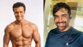 50-year-old Rohit Roy flaunts toned abs in latest pic, R Madhavan asks all men to take note