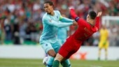 Go and win some of those titles that really matter: Cristiano Ronaldo's sister blasts Virgil van Dijk