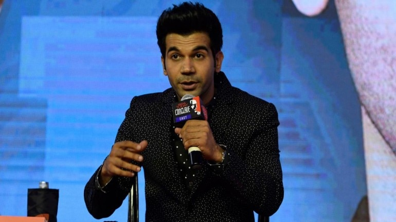 Rajkummar Rao at India Today Conclave East 2019.