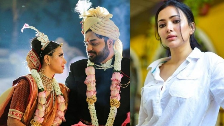 Shweta Basu Prasad tied the knot with Rohit Mittal on December 13, last year.