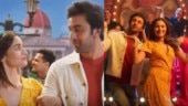 Watch: Ranbir Kapoor and Alia Bhatt say smile deke dekho in new music video