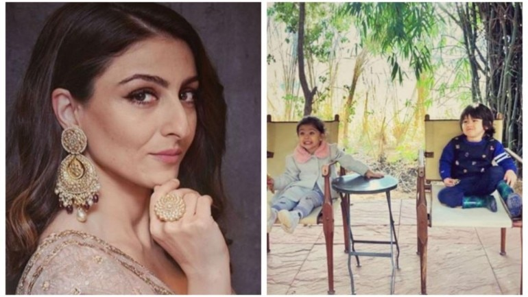 Soha Ali Khan wishes Taimur a happy birthday