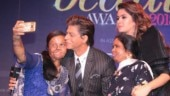 Shah Rukh Khan meets acid survivors on Human Rights Day: If we keep trying, we shall overcome