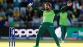 Watch: South Africa bowler Tabraiz Shamsi celebrates wicket with magic trick on the field